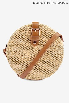Dorothy Perkins Circle Cross Body Bag