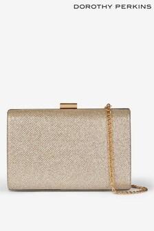 Dorothy Perkins Box Clutch Bag