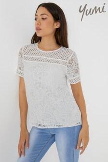 Yumi Short Sleeve Top