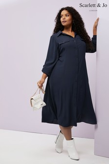 Scarlett & Jo Shirt Dress
