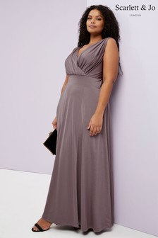Scarlett & Jo Curve Maxi Dress