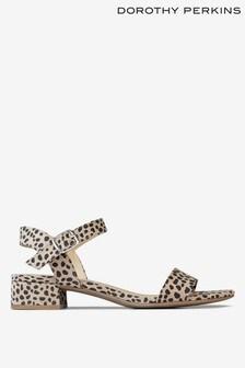 Dorothy Perkins Animal Sprite Sandals