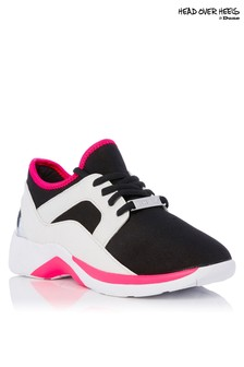 Head Over Heels Enzo Pink Trainer