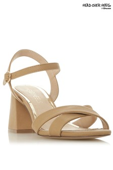 Head Over Heels Heeled Sandals