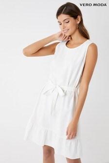 Vero Moda Linen Dress