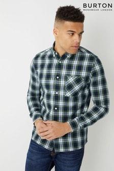 Burton Tartan Check Shirt