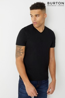 Burton V neck T-Shirt