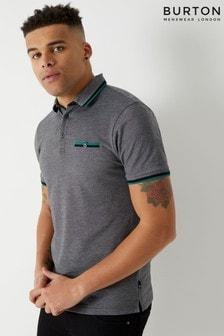 חולצת טי פולו עם צווארון של Burton