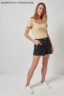 Dorothy Perkins Poplin Shorts