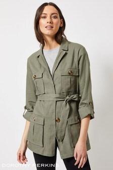 Dorothy Perkins Linen Jacket