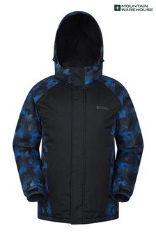 Mountain Warehouse Shadow Mens Printed Ski Jacket
