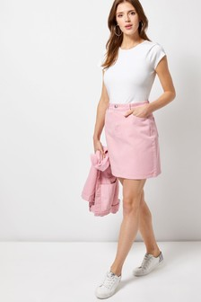 Dorothy Perkins Denim Skirt