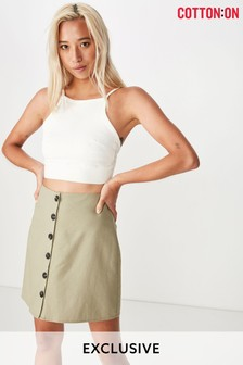 Cotton On Woven Mini Skirt