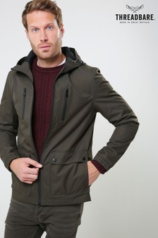 Threadbare Hooded Jacket