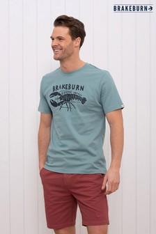 Brakeburn Life Is Good Print T-Shirt