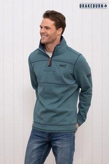 Brakeburn Half Zip Sweatshirt