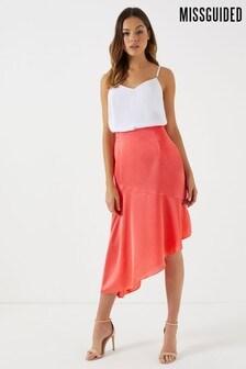 Missguided Asymmetric Skirt