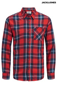Jack & Jones Junior Colby Long Sleeve Check Shirt