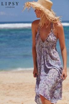Lipsy印花洋裝
