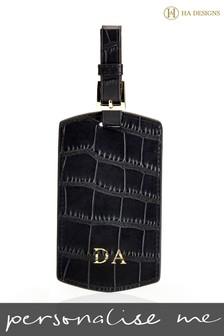 Personalised Croc Luggage Tag By HA Designs