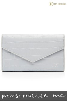 Personalised Croc Travel Envelope By HA Designs