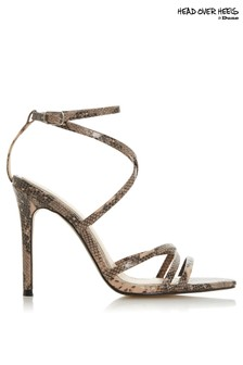 Head Over Heels Stiletto Heels