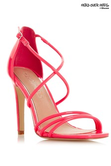 Head Over Heels Strappy Sandals