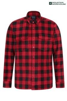 Mountain Warehouse Mens Fleece Shirt