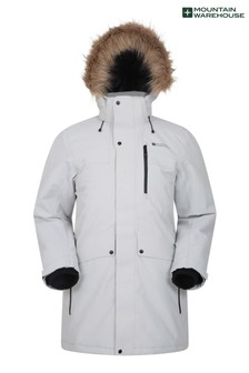 Mountain Warehouse Arne Mens Long Padded Jacket