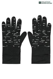 Mountain Warehouse Illuminate Mens Stretch Running Gloves