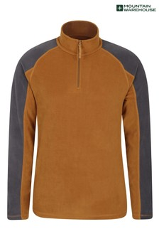 Mountain Warehouse Ashbourne Mens Half-Zip Fleece