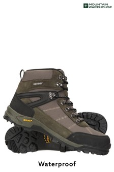 Mountain Warehouse Storm Mens Waterproof Isogrip Boots