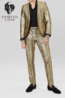 Twisted Tailor Braga Animal Suit Jacket