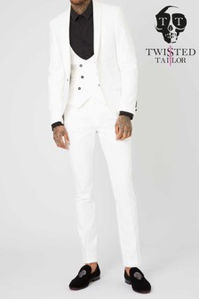 Twisted Tailor Hemmingway Suit Trouser