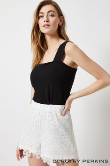 Dorothy Perkins Lace Shorts
