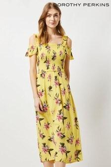 a2dd6c88d5a5 Buy Women's dresses Yellow Yellow Dresses Dorothyperkins ...