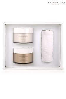 Connock London Kukui Oil Polish & Glow Gift Set