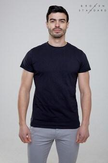 Broken Standard Crew Neck T-Shirt