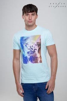 T-shirt Broken Standard imprimé Los Angeles