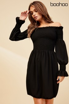 2a97c21317d6 Women's Dresses Boohoo Bardot/Off Shoulder Bardotoffshoulder | Next ...