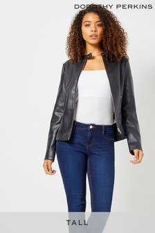 Dorothy Perkins Tall Collarless Jacket
