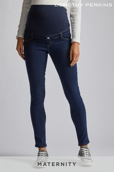 Dorothy Perkins Maternity Over-Bump Ellis Skinny Jeans