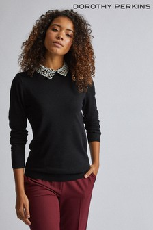 Dorothy Perkins Collared 2-in-1 Jumper