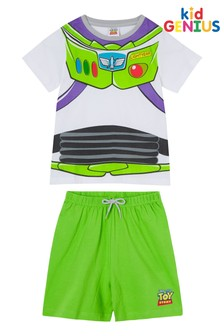 Missimo Nightwear Buzz Character Shorts PJ Set