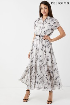 Religion Curious Maxi Dress