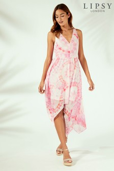 Lipsy Tie Dye Beach Dress