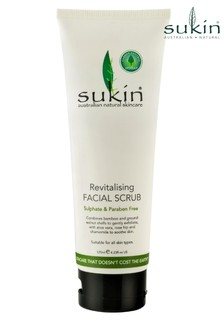 Sukin Natural Cleansing Facial Scrub 125ml