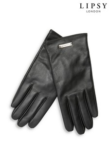 Lipsy Leather Gloves