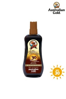 Australian Gold SPF 30 Spray With Instant Bronzer 237ml
