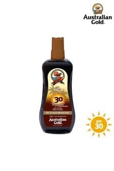 Australian Gold SPF 30 Spray With Instant Bronzer 237ml